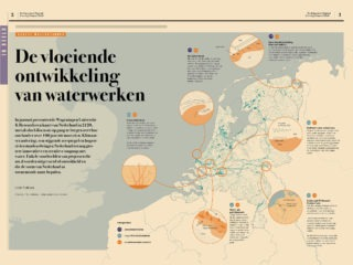 Underwater Forest in Het Financieele Dagblad