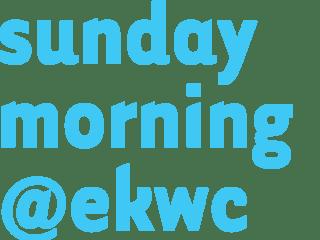 Resident at Sundaymorning@ekwc